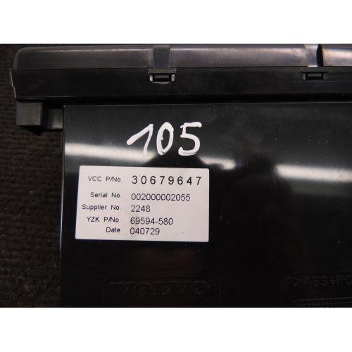 VOLVO S40 V50 Ekranas/ displėjus/ ekraniukas 30679647