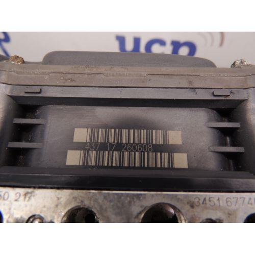 BMW 520D E60 E61 ABS blokas 3451678336003, 026596327