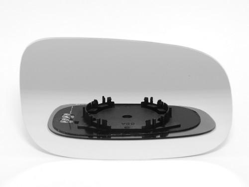 VOLVO C30, veidrodėlio stiklas-šildomas-dešinė.