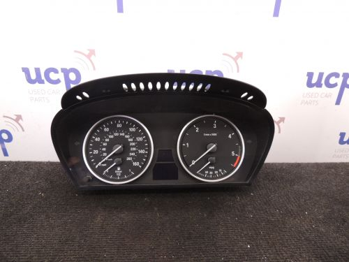 BMW 520D E60 E61 Spidometras (prietaisu sjydelis) 62109177262, 6965359