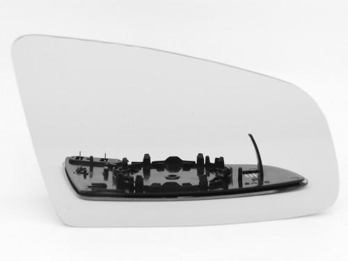 AUDI, A4 veidrodėlio stiklas-šildomas-dešinė.