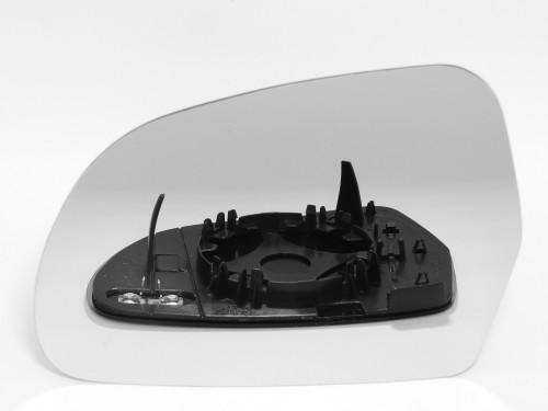 AUDI, A3, A4, A6, Q3, veidrodėlio stiklas-šildomas-kairė.