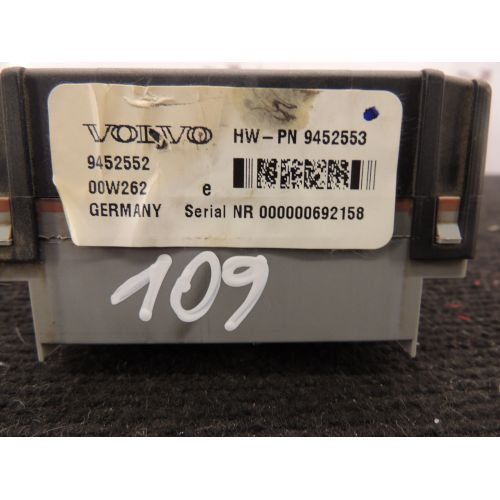 Volvo V70 S80 S60 XC70 Saugikliu dėžė 9452552, 9452553