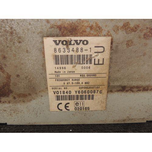 Volvo V70 Navigacijos (GPS) valdymo blokas 8633488-1, 86334881