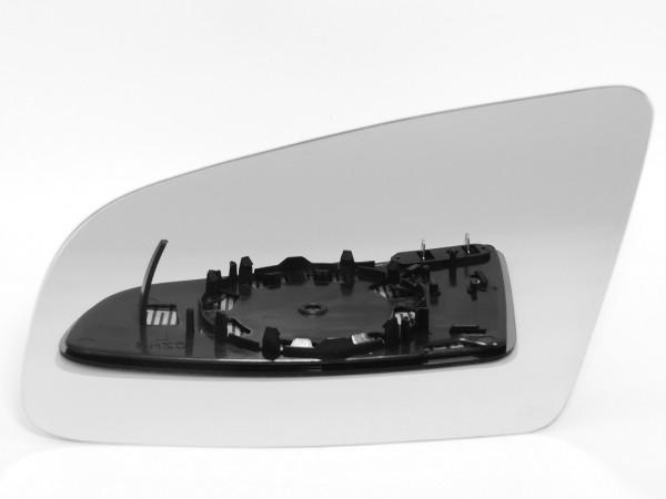 Veidrodėlio stiklas su padekliuku