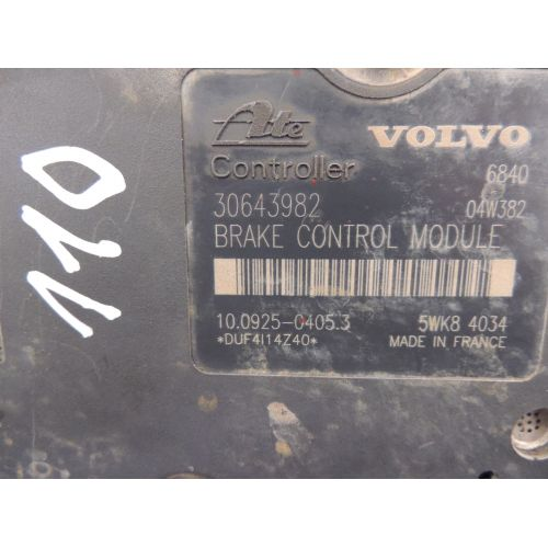 Volvo XC90 ABS valdymo blokas 30643982