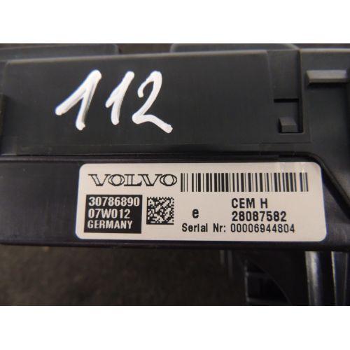 Volvo XC90 Saugykliu blokas (CEM) 30786890