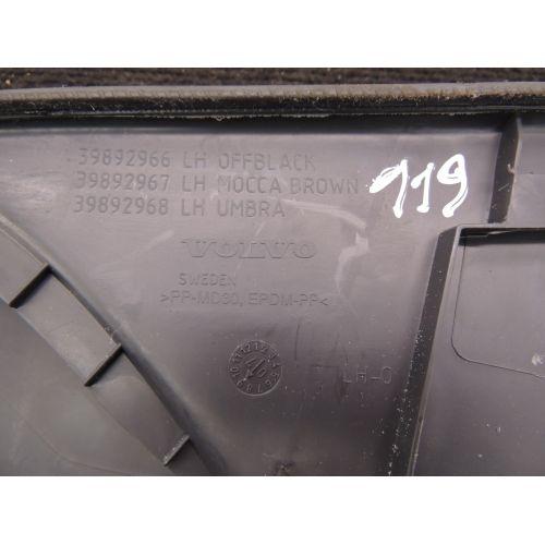 Volvo V70 Sėdynės reguliatorių apdaila LH 39892966