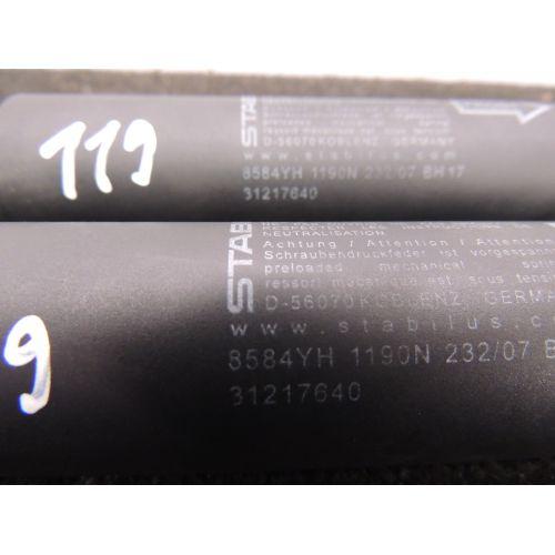 Volvo V70 Galinio dangčio amortizatoriai (bagažinės) 31217640
