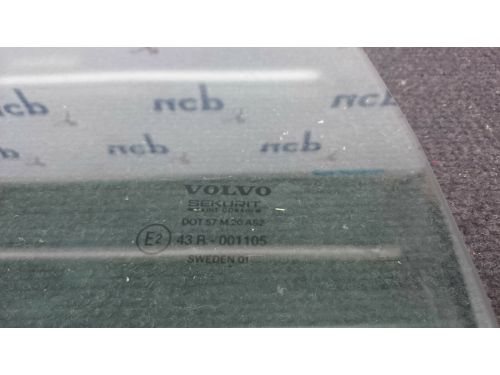 Volvo S60 Dūrų stiklas (galas, dešinė) 43R-001105