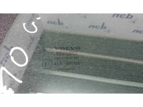 Volvo S60 Durų stiklas (galas, kairė) 43R-001105