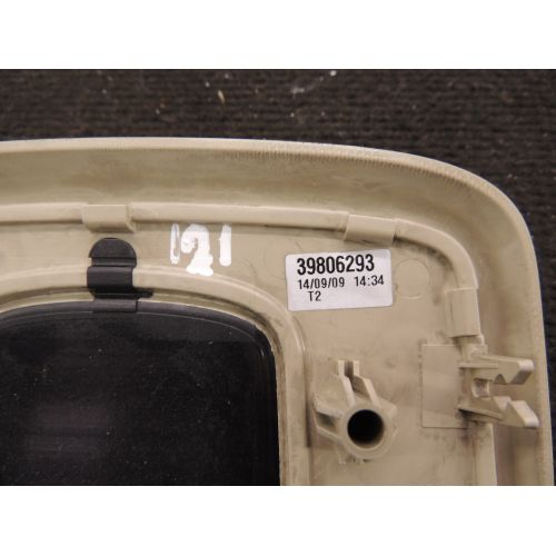 Volvo XC60 Priekinių vietų apšvietimo žibintas 39806293