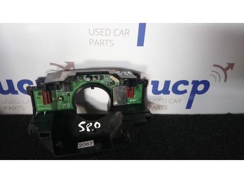 VOLVO S80 S60 Valytuvų posukių rankenos pagrindas bazė 8666597