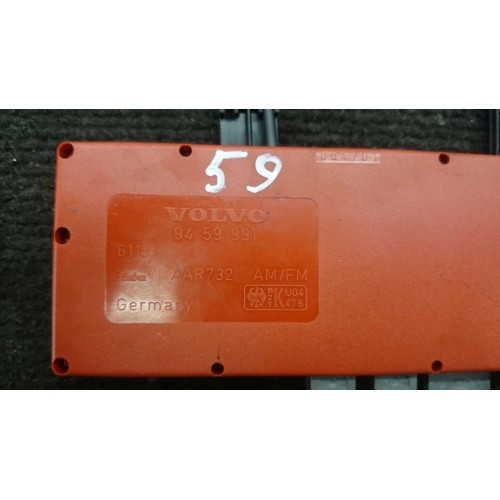 VOLVO S80 Radio antenos stipriontuvas 9459991