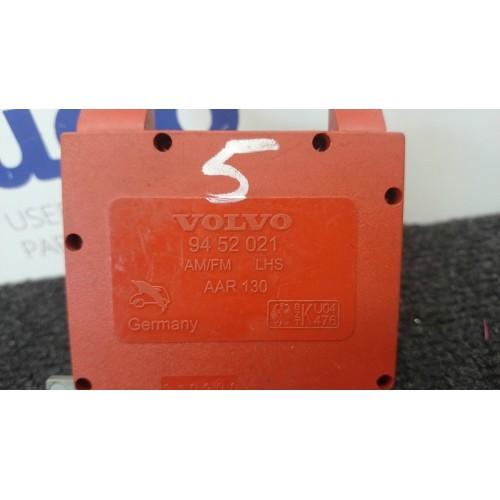 VOLVO S60 V70 XC70 S80 Radio antenos stiprintuvas 9452021