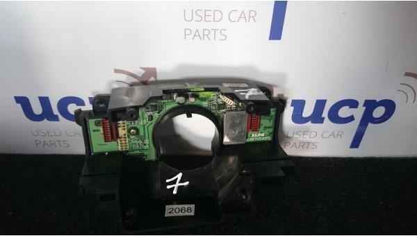 Volvo S80 S60 valytuvų, posukių rankenų bazė, mikroshema po vairo sleifu 9496745