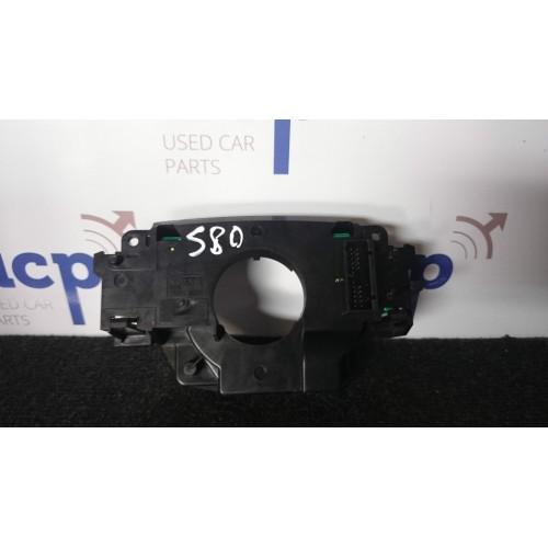 Volvo S80 S60 Valytuvų, posukių rankenų bazė, mikroshema po vairo sleifų 9452392
