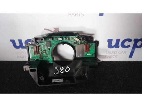 Volvo S60 S80 Valytuvų posukių rankenos pagrindas bazė 9452579