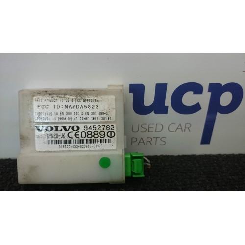 VOLVO S60 S80 V70 XC70 Signalizacijos valdymo blokas 9452782