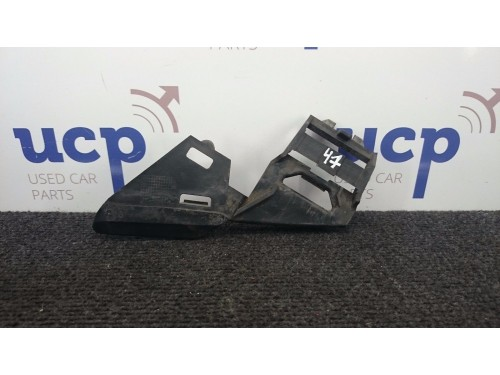 VOLVO C30 S40 V50 Priekinių žibintų apatinis plastmasinis laikiklis kairė, 30678261