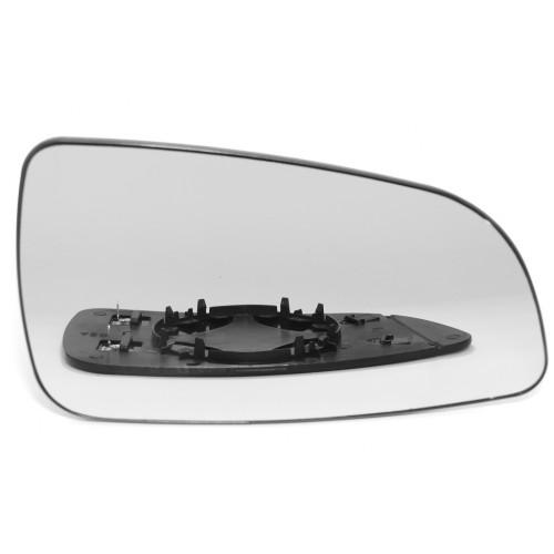 veidrodėlio stiklas/šildomas/kairė/dešinė.