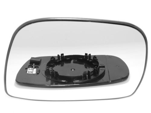 OPEL AGILA, veidrodėlio stiklas-šildomas-dešinė.