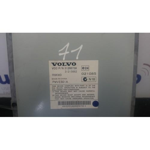 Volvo S40, V50, C70 Audio stiprintuvas 31260738