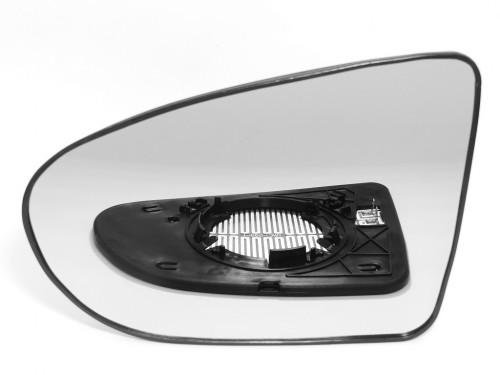 NISSAN QASHQAI, veidrodėlio stiklas-šildomas-kairė.